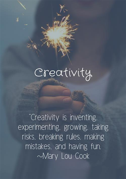 On Creativity in the Classroom