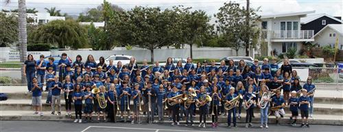 Wildcat Band 2015-2016